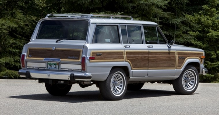 Jeep Grand Wagoneer Still Set for 2018 Release