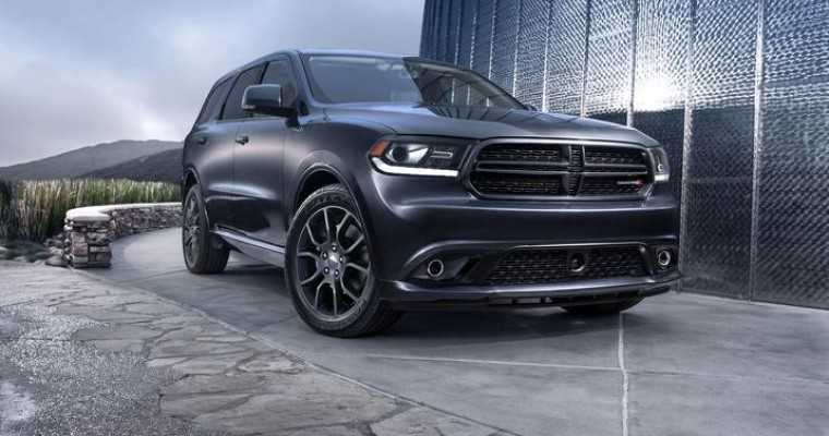 2017 Dodge Durango Overview