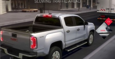 2015 Canyon Test Drive Experience Provides Virtual Look at GMC's Midsize Pickup