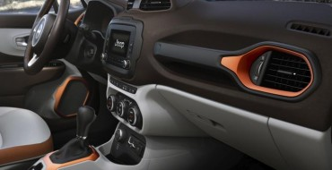 2015 Chrysler 300, Jeep Renegade Named to Ward's 10 Best Interiors List for 2015