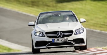 Pricing for 2015 Mercedes-AMG C63 and C63 S Announced
