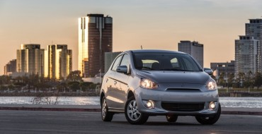 Mitsubishi Posts Best March Sales Since 2007