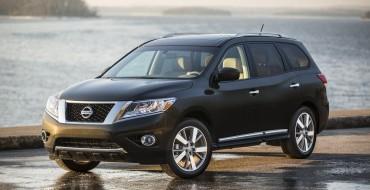 2015 Nissan Pathfinder Overview