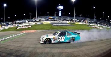Hamlin Wins Toyota Care 250 at Richmond