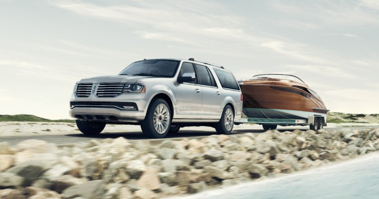 2015 Navigator Earns Vincentric Best Value in America Award