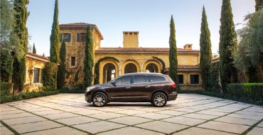 Buick Reveals 2016 Enclave Tuscan Edition