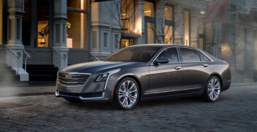 Report: CT6 Hybrid May Bow at Shanghai Motor Show