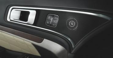 2016 Explorer Platinum Features Two Exclusive Audio Technologies