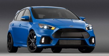 7 New Cars That the 2016 Ford Focus RS Can Outflex