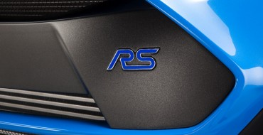 Ford Mulling Possible Candidates for Future RS Performance Vehicles