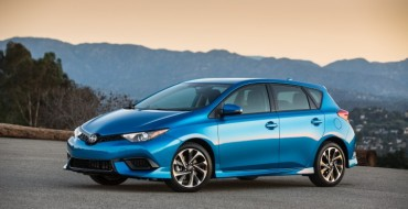 Forbes Names Scion iA and iM as Hottest New Cars for 2016