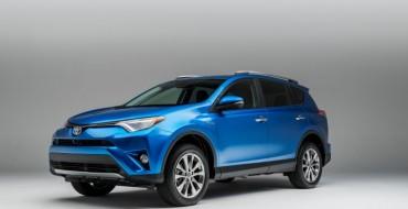 Toyota Reveals Brand New RAV4 Hybrid at New York Auto Show