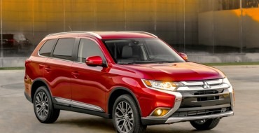 Mitsubishi Crossover Sales Continue to Grow in May Sales Report