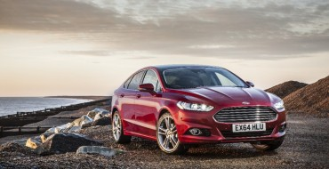 Ford Wins Five 2015 Fleet News Awards