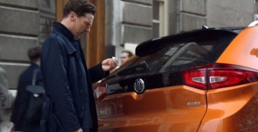 [VIDEO] Watch Cumberbatch Invoke Sherlock Holmes Persona in Chinese Car Ad