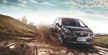 Buick Launches Envision 20T in China
