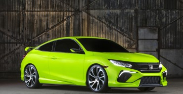 2016 Honda Civic Sedan to Debut in Detroit and LA September 16