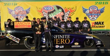 2015 Mopar Dodge Charger Takes Fourth Victory, Remains Undefeated