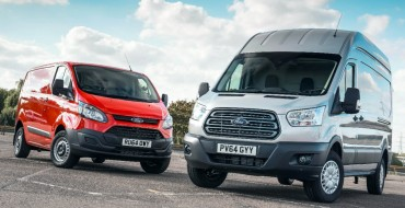 Ford Wins Five Awards at 2015 VansA2Z Awards