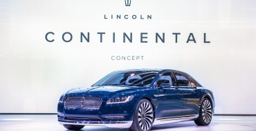Report: New Lincoln Continental Will Be Built at Flat Rock