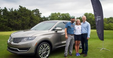 Lincoln's Driven to Give to Benefit McConaughey's just keep livin Foundation