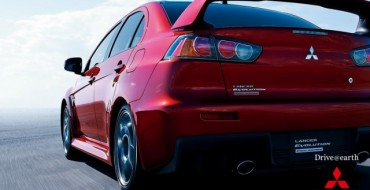 Japan to Get Mitsubishi Lancer Evo X Final Edition