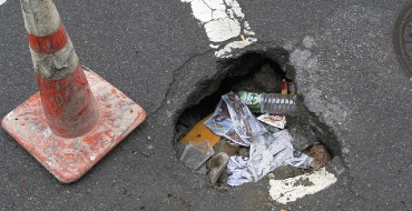 10 Worst Pothole Cities in America