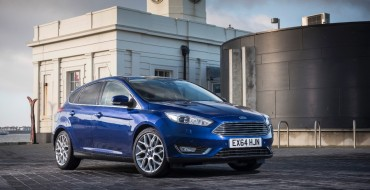 Ford of Europe Posts Best July Result Since 2009