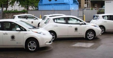 Seattle to Use Nissan LEAF Police Cars