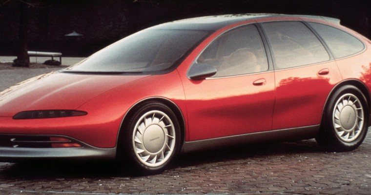 The Oldsmobile Expression Concept Was Gloriously Awful