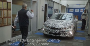 GM Canada Hiring 100 at Oshawa Engineering Center
