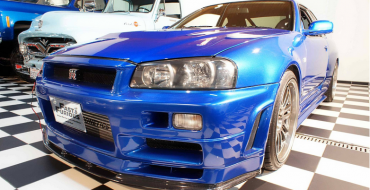 Nissan Skyline GT-R Driven by Paul Walker in <i>Fast & Furious</i> is For Sale
