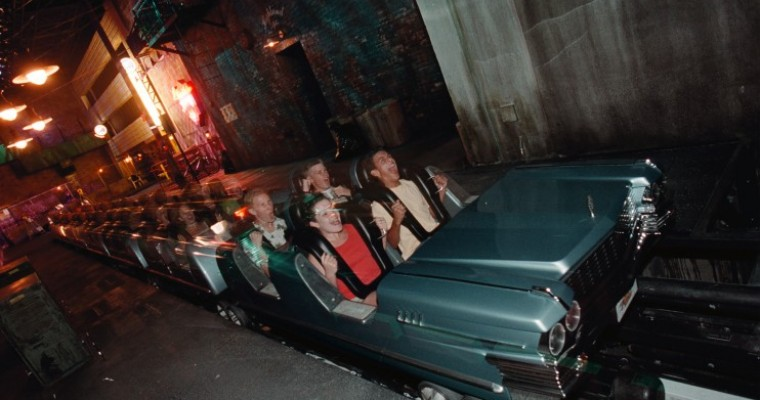 Ride in Style at Rock 'n' Rollercoaster at Disney's Hollywood Studios