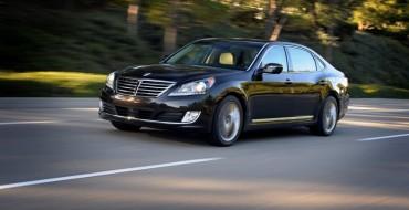 Hyundai Releasing (Almost) Self-Driving Equus This Year