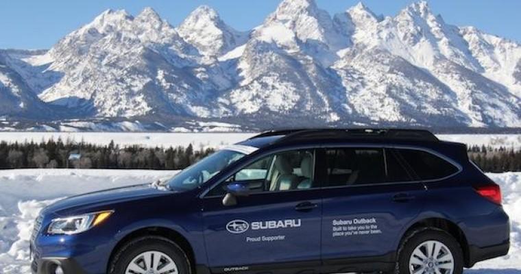 Subaru Helps Celebrate National Park Service Centennial