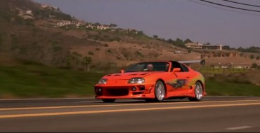 <em>The Fast and The Furious</em> Supra Sells for $185K