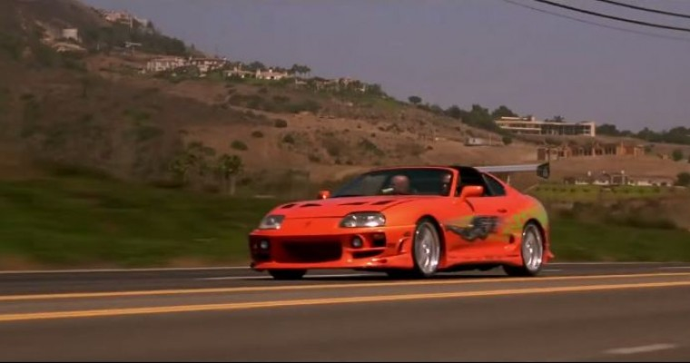 You Can Buy the '93 Supra From <em>The Fast & The Furious</em>