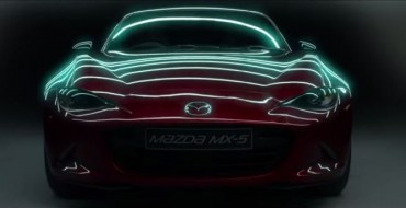 Wrap Design Contest for 2016 Mazda MX-5 Offers Showcase at Goodwood Festival