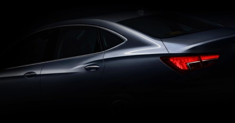 New Buick Verano/Wei Lang to Debut April 19th at Auto Shanghai
