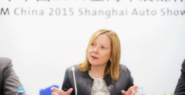Barra: GM Expects More Growth in China Through 2019