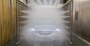 Buick Tests Every Cascada to Stand Up to Record Rainfall
