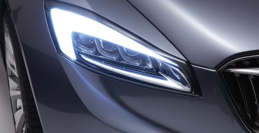 Avenir's Headlights Predict Future for Buick Lighting
