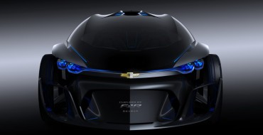 Bowtie Brand Goes Buck Rogers with Chevrolet-FNR Concept  [PHOTOS]