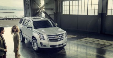 Cadillac's Global Sales Continue to Rise through First Half of 2015