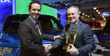 Ford Wins Awards from Vincentric, KBB