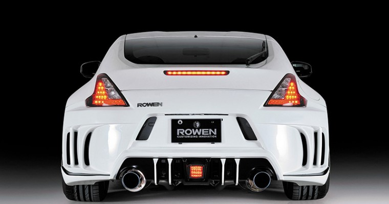 Rowen 370Z Body Kit Makes Every Week Shark Week
