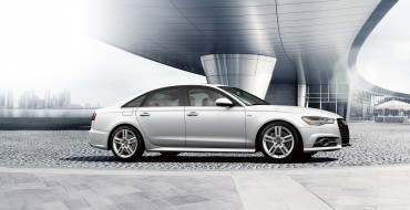 2016 Audi A6 Earns Top Safety Pick+