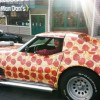 Pizzaman Dan's C3 Corvette Wows at Pizza Expo