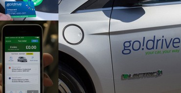 Ford Launches Go!Drive Car-Sharing Program in London