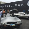 Dayton's Proto BuildBar Hosts DeLorean Club of Ohio Meet Up